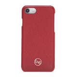 le_marche_leather_iPhone_7_8_Handmade_Leather_Snap_On_Cover_Case