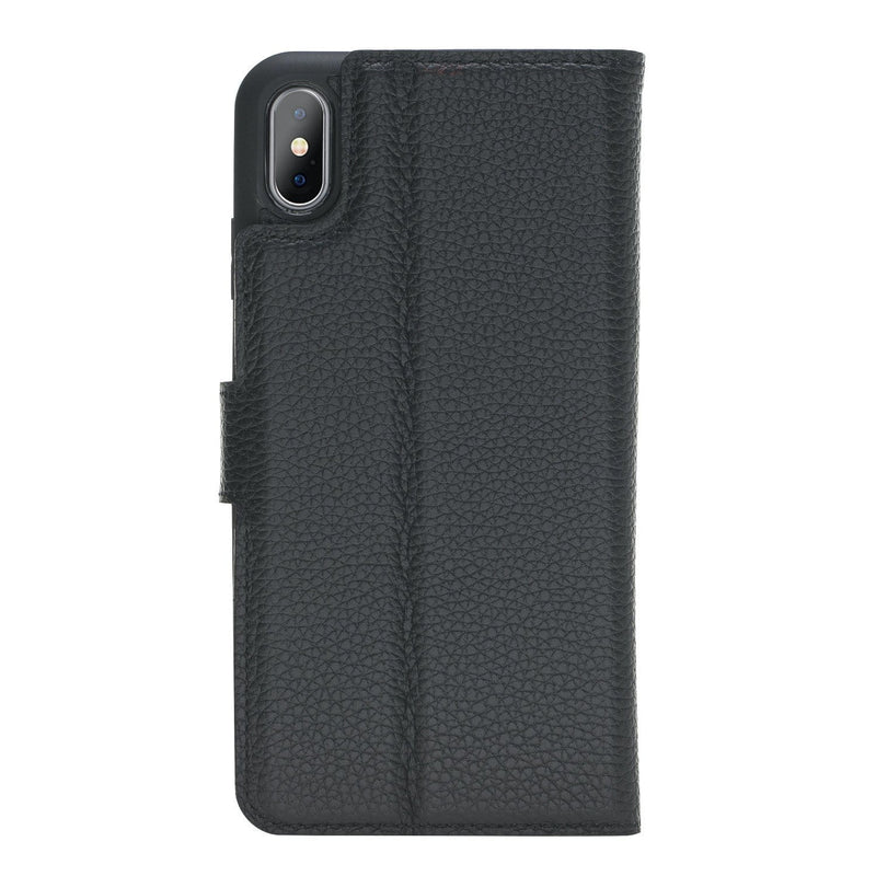 le_marche_leather_iPhone_X_XS_Handmade_Leather_Magnetic_Detachable_Wallet_Case