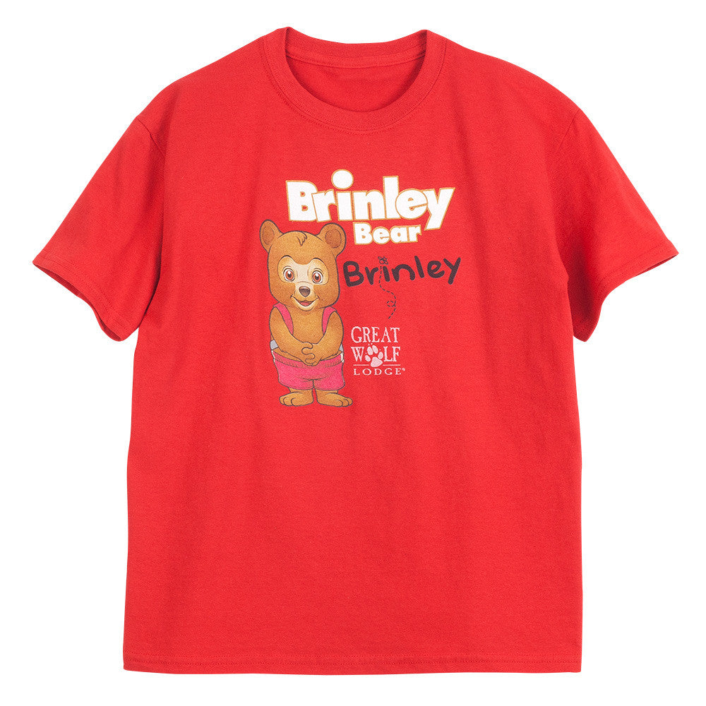 SALE Brinley Bear Youth Tee