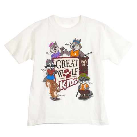 Wiley & Friends Youth Tee