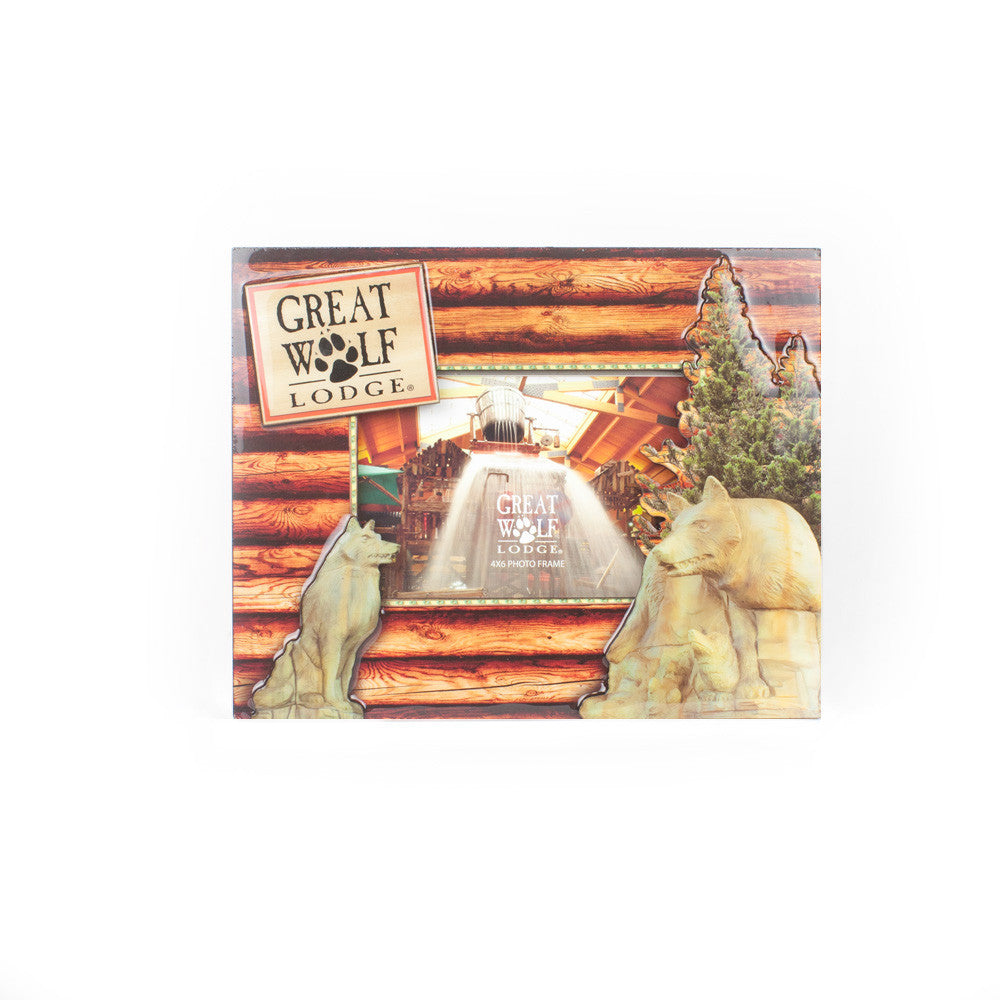 Great Wolf Lodge Photo Frame