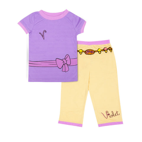 Violet the Wolf Pajamas