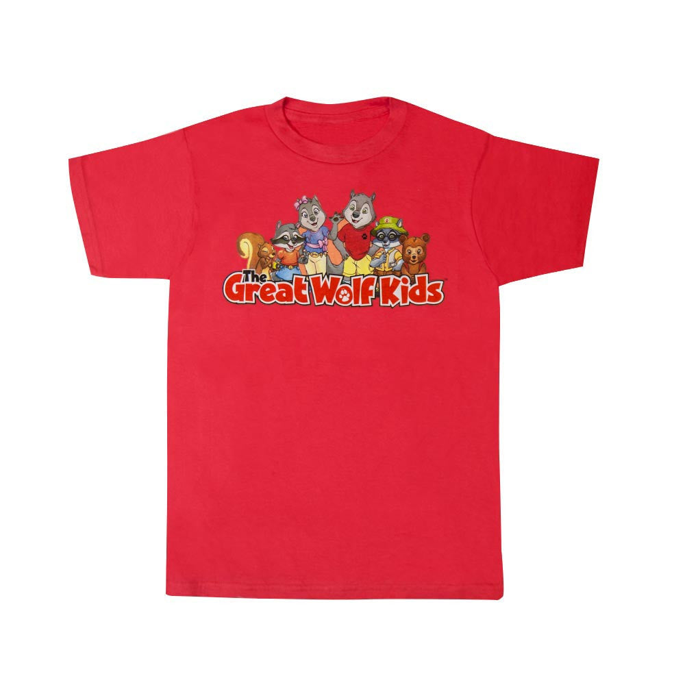 Great Wolf Lodge Kids Tee