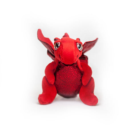 Small MagiQuest Red Dragon