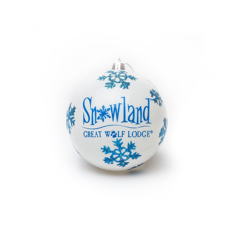Snowland Ornament