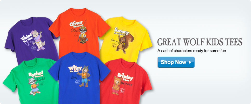 Great Wolf Lodge Online Store - Great Wolf Lodge Online Store - Buy ...