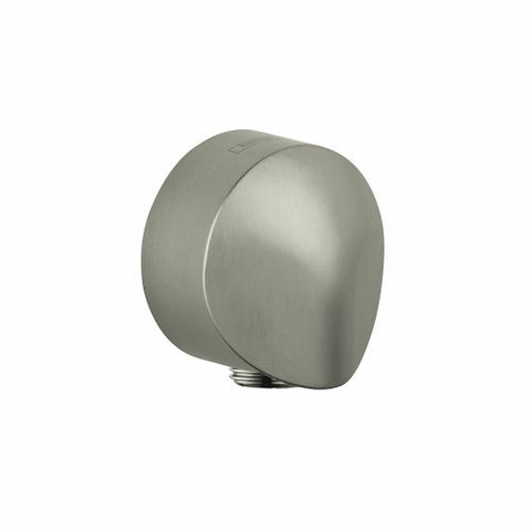 Hansgrohe 27454822 Wall Outlet, Brushed Nickel