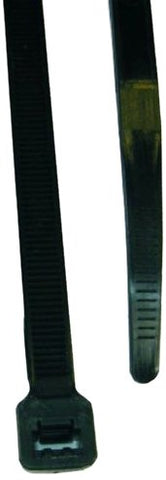 L.H. Dottie Dt11B Cable Tie, Standard Duty, 11.25-Inch Length By 0.18-Inch Width By 0.052-Inch Thickness, Uv Black,