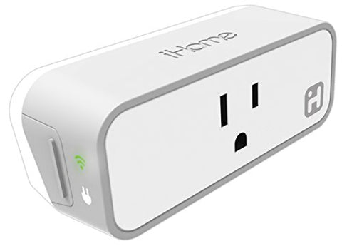 Ihome Control Smart Plug , Works Seamlessly Homekit And All Alexa Products And More!