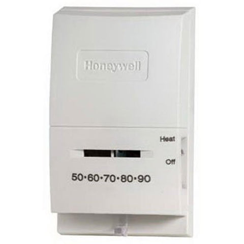 Honeywell Ct53K1006/E1 Standard Millivolt Heat Manual Thermostat