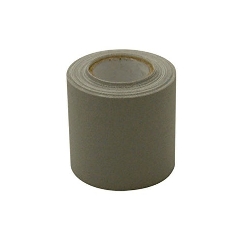 Jvcc Repair-1 Leather & Vinyl Repair Tape: 2 In. X 15 Ft. (Grey)