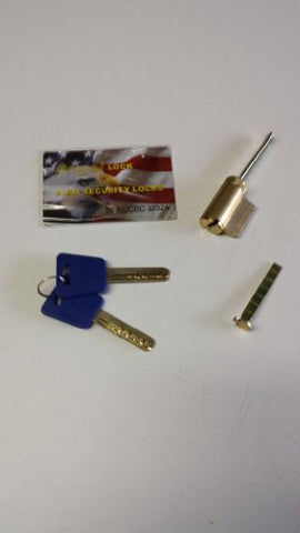 Angal Kik Combo High Security Plug