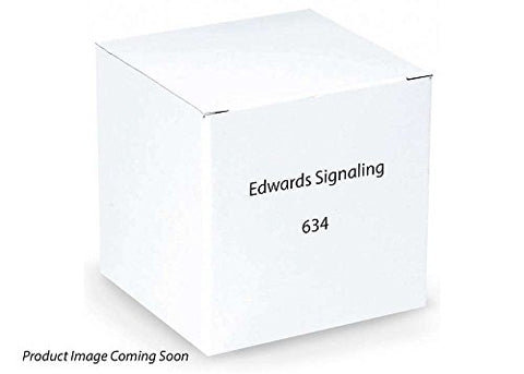 Edwards Signaling 634 Low Volt Pushbutton