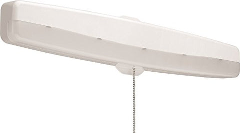 Lithonia Lighting Fmmcl 24 840 S1 M4 Led Flush Mount Closet Light With Pull Chain, White, 24