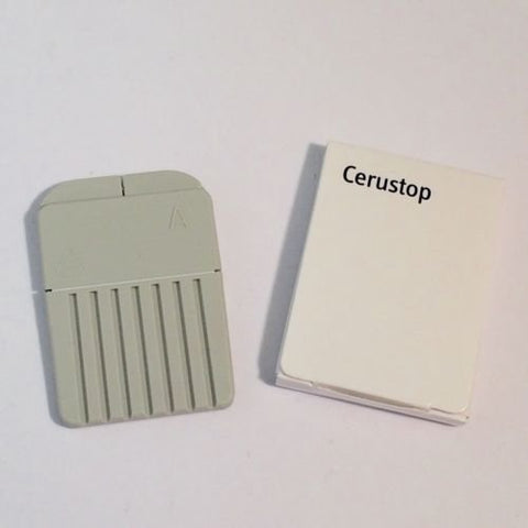 (5 Packs) ...Phonak Cerustop Wax Trap Replacement Filters....In The Cerustop