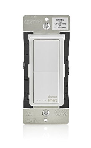 Leviton Dh15S-1Bz 15A Decora Smart Switch For Ios