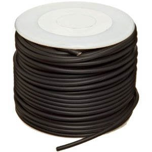 18 Ga. Black Abrasion-Resistant General Purpose Wire (Gxl) - (50 Feet)