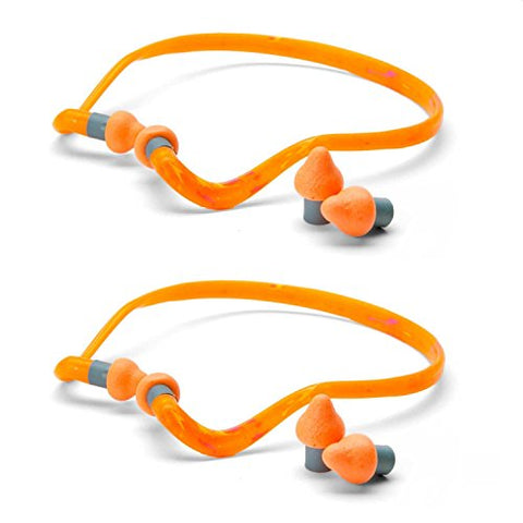 Qb2Hyg Hearing Bands - Quiet Bands Banded Supra-Aural Hearing Pro [Set Of 2]