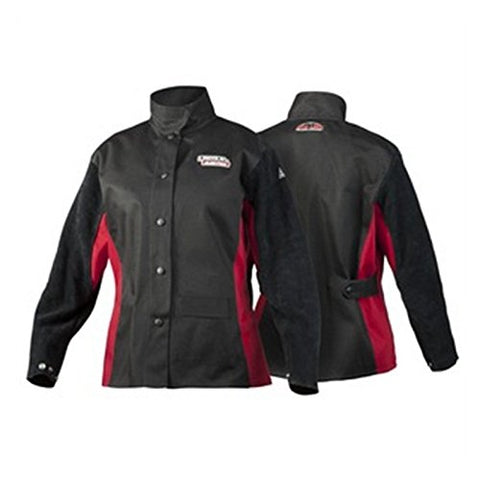 Lincoln K3114-L Jessi Combs Women'S Shadow Welding Jacket - Large