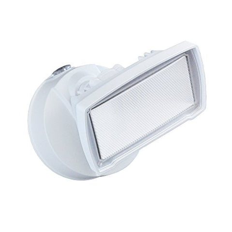 Good Earth Lighting One-Head Led Dusk To Dawn Security Light - White