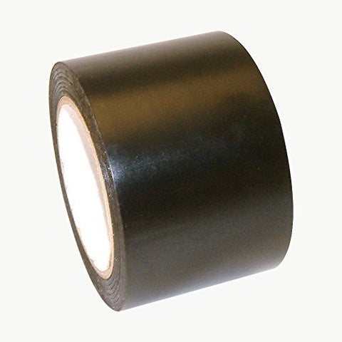 Jvcc V-36P Premium Colored Vinyl Tape: 3 In. X 36 Yds. (Black)