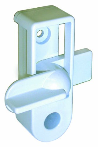 Ideal Security Inc. Sk5W Storm Door Deadbolt, White
