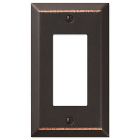 Traditional Design Wall Switch Plates And Outlet Cover Oil Rubbed Bronze