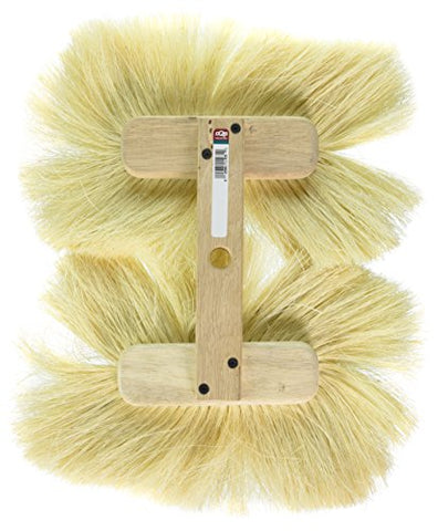 Dqb Industries 11935 Panda Paw Ii Double Stippling Texture White Tampico Brush