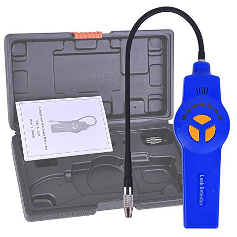 Professional High Sensitivity Portable Ac Refrigerant Leak Halogen Gas Leakage Detector For Home