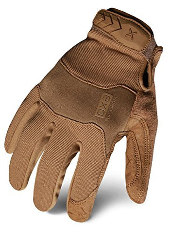 Ironclad Exot-Pcoy-05-Xl Tactical Operator Pro Glove, Coyote Brown, X-Large