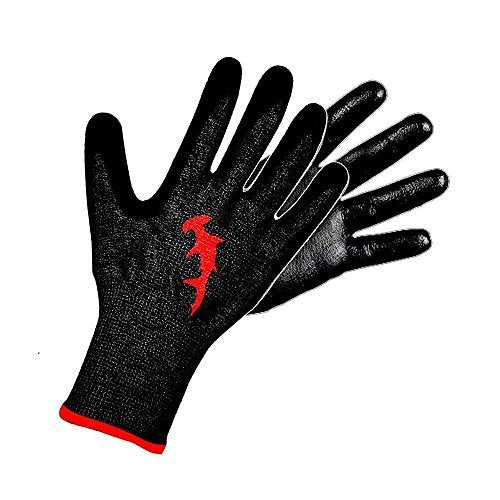 Hammerhead Tuff Grab Dyneema Spearfishing Gloves, Cut Resistant (Lvl5) Puncture Resistant (Lvl3) (Medium)