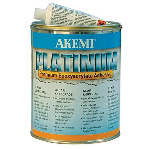 Akemi Platinum Ea Transparent Knifegrade 900Ml