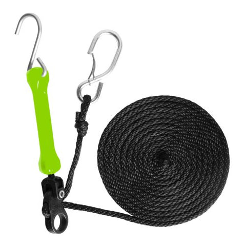 The Perfect Bungee 12-Feet Tie-Down With Green Bungee