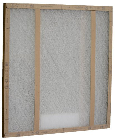 Glasfloss Industries Gds16301 Gds Series Double Strut Disposable Panel Air Filter, 12-Case