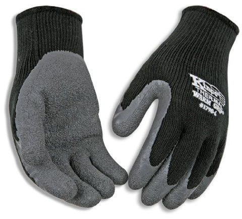 Grizzly H7454 Thermal Lined Gripping Gloves, Small