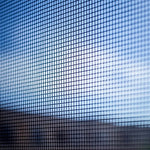 Window Screen 39 Inch X 83 Inch - Replacement Or Repair Of Screen Doors - Insect Screen - Fiberglass Multipurpose Mesh - For Doors, Patios And Garage - (Charcoal Color)