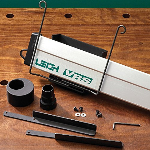 Vacuum & Router Support For Leigh Super 12 Dovetail Jig