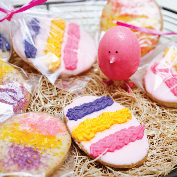 Easter Egg Cookies (one dozen)