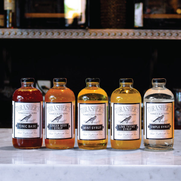 Todd Thrasher's Artisan Cocktail Mixes