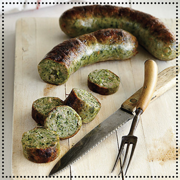 Green Sausage (Local Pickup Only)