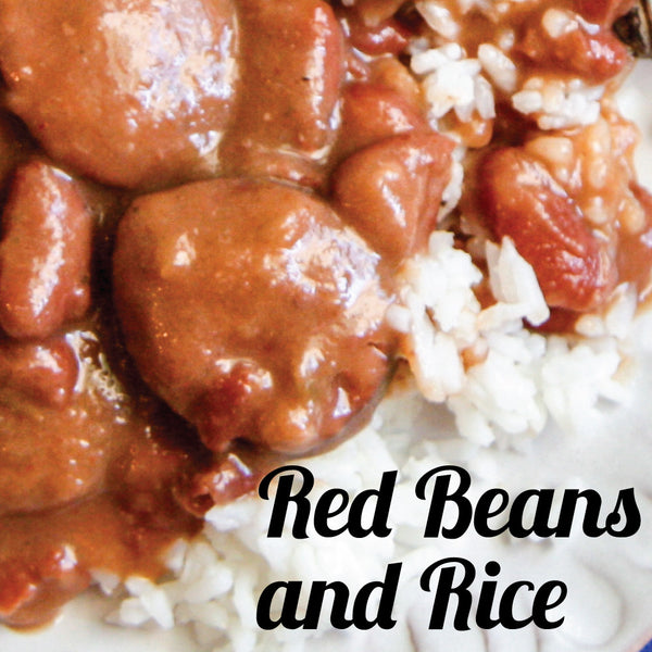 June 7 Date Night Bag: Where Have You Bean All My Life: Red Beans & Rice