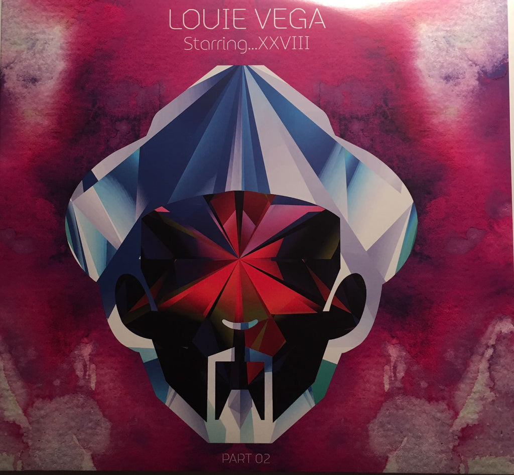 LOUIE VEGA STARRING...XXVIII - VINYL PART TWO