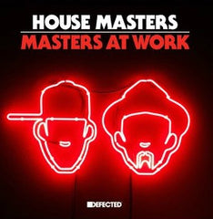 HOUSE MASTERS - MASTERS AT WORK CD COMPILATION
