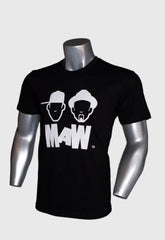 MAW MEN'S BLACK SHIRT