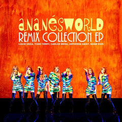 Anane's World Remix Collection Volume 1