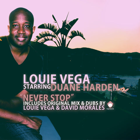 Never Stop (Includes Original Mix & Dubs by Louie Vega & David Morales)