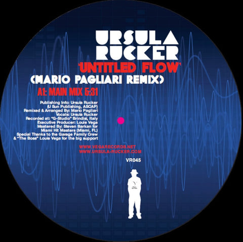 Untitled Flow (Mario Pagliari Remixes)