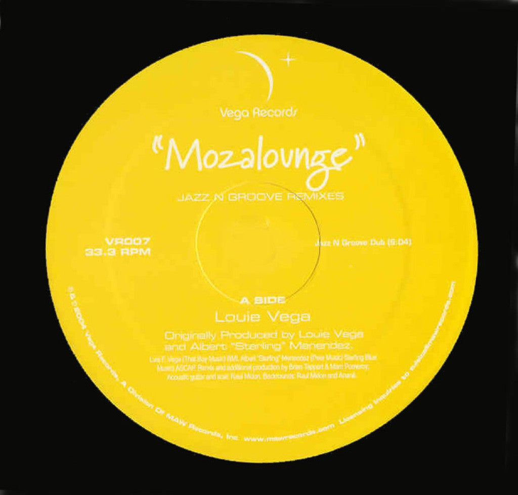 Mozalounge (Jazz-N-Groove Remixes)