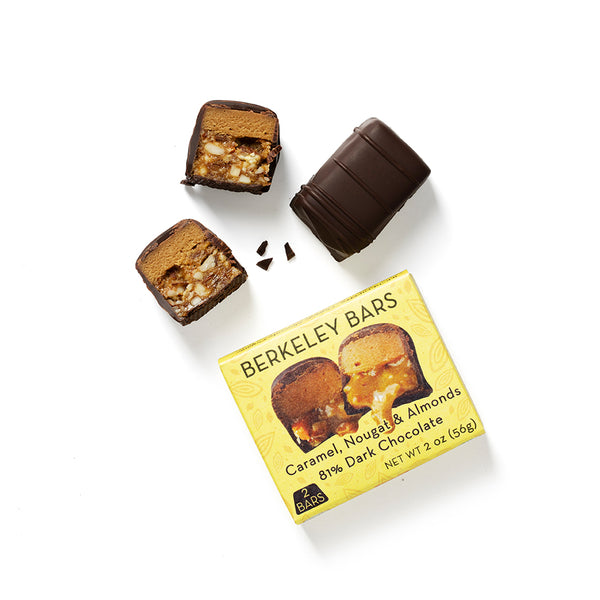 Berkeley Bar (2 oz - 2 in Box)