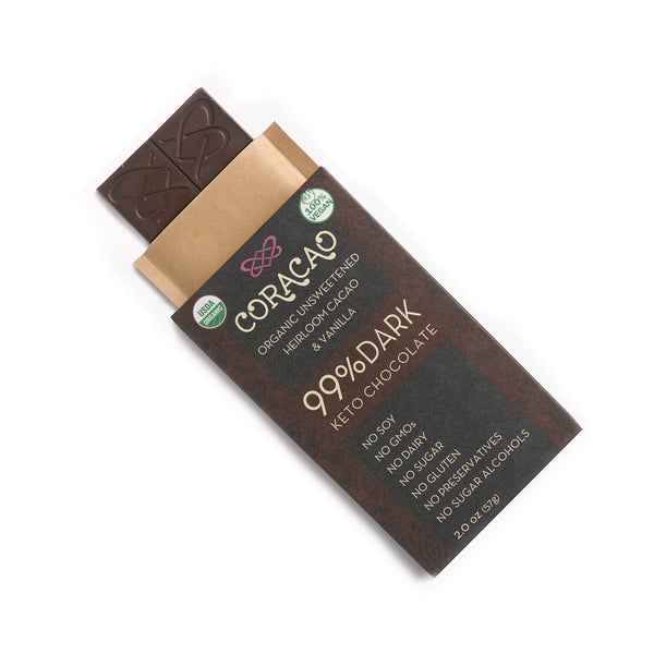 99% Keto Chocolate Bar (2 oz)